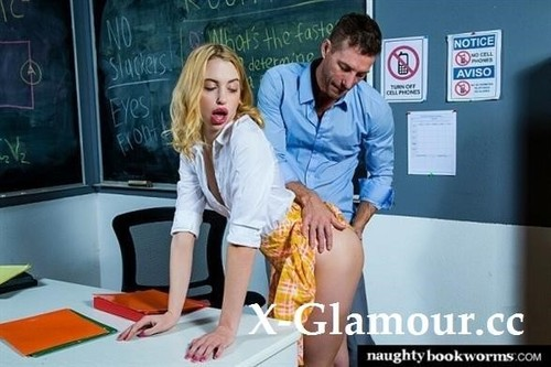 "Chloe Cherry in ""Hot Co-Ed Chloe Cherry Wants The Professors Cock"" [SD]"