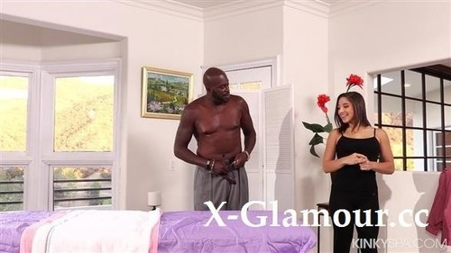 """Abella Danger in """"Horny Masseuse Massages The Steele"""" [HD]"""