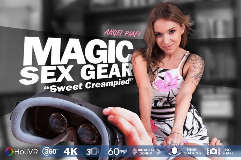 Angel Piaff Magic Sex Gear Oculus Gearvr