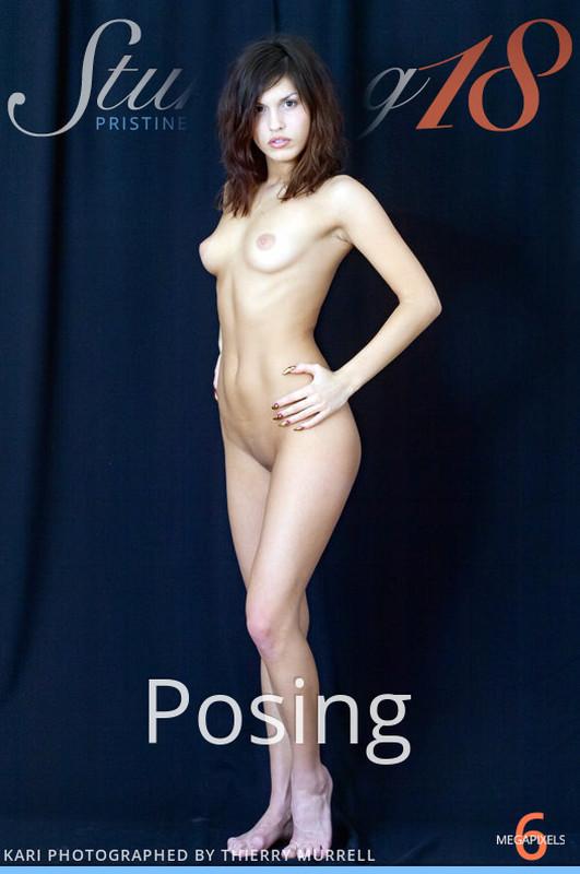 Kari - Posing  (2021-01-15)