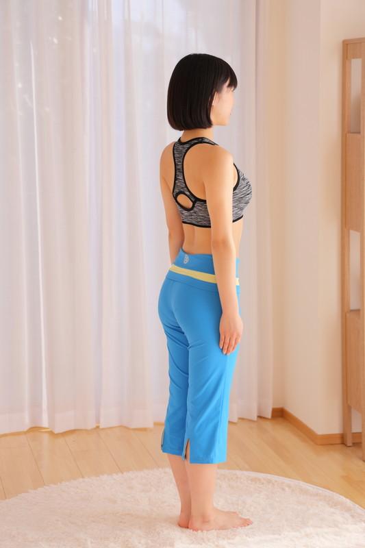 petite japan chick Risa Sawamura fitness cosplay gallery