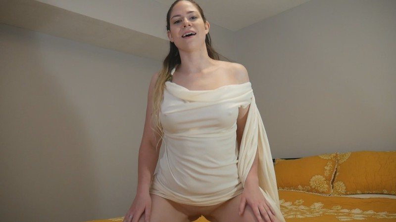 Ashley Alban - Priestess Takes Your Virginity [FullHD 1080P]