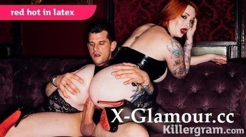 Zara Durose  Red Hot In Latex - Killergram (FullHD)
