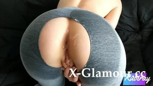 Creampie And Cum On My Ass Compilation - Naughty Rubiray [FullHD]