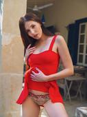 Vanessa Angel - In Red (Jan 18, 2021)