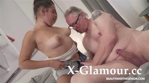 Serina Gomez, Hans - Beauty And The Senior [HD/720p]