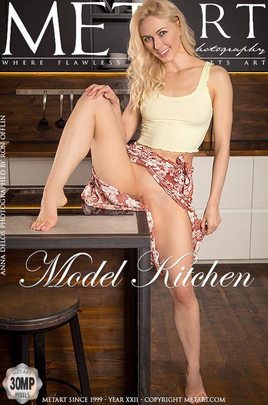 Anna Delos - Model Kitchen (2021-01-19)