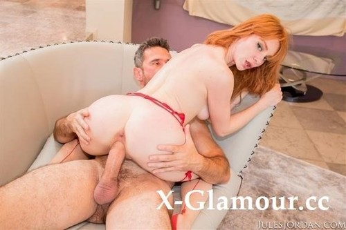 Ginger Squirting Machine Lacy Lennon [SD]