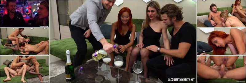 Veronica Leal, Ludivine Summers - Ludivine, A French Amateur In Budapest (HD)