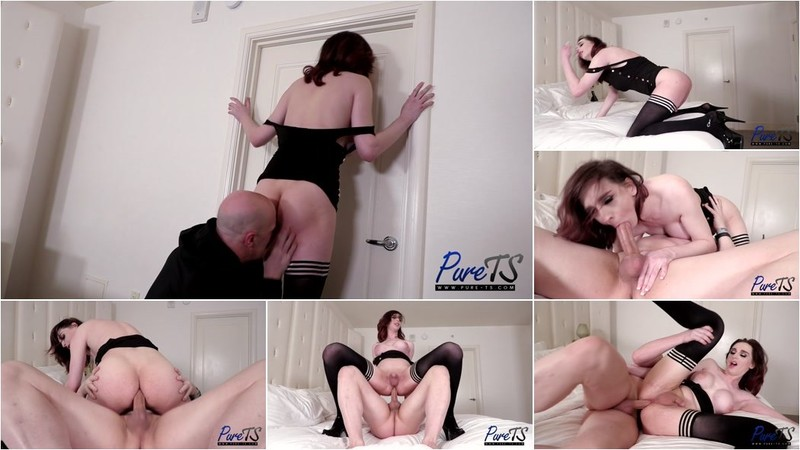 Raven Pearce - Getting All Dolled Up To Get Dicked Down [FullHD 1080p]