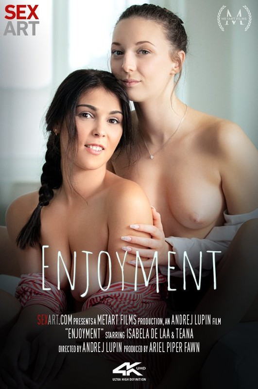 Isabela De Laa & Teana - Enjoyment (Jan 20, 2021)
