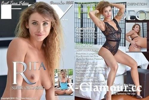 Rita Rush - Super Orgasmic [SD/480p]