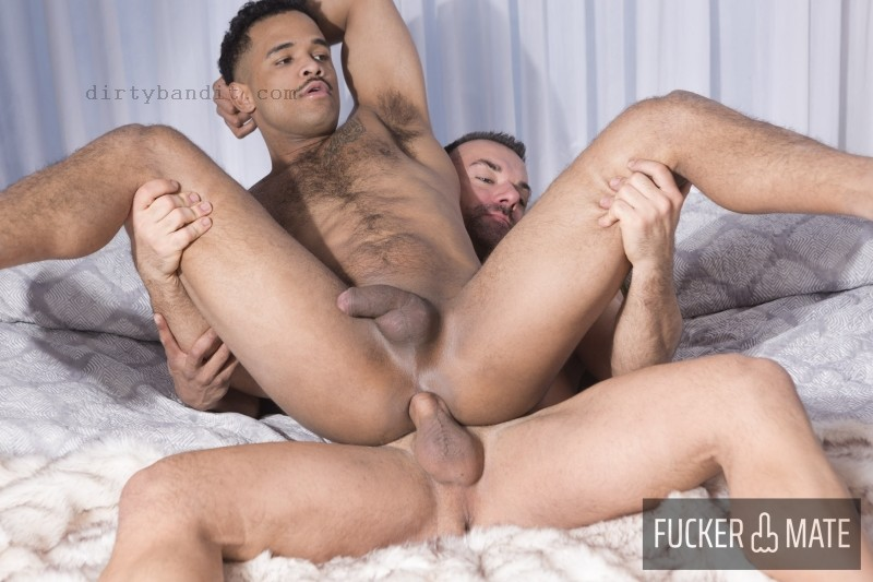 FuckerMate - Take My Hole: Oliver Marinho, Jonas Brown Bareback (Jan 23)