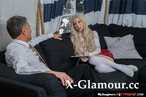Kenzie Reeves - Kenzie Reeves Gets Hired To Fuck Friends Dad (SD)