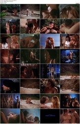Beach Babes 2: Cave Girl Island (1995)