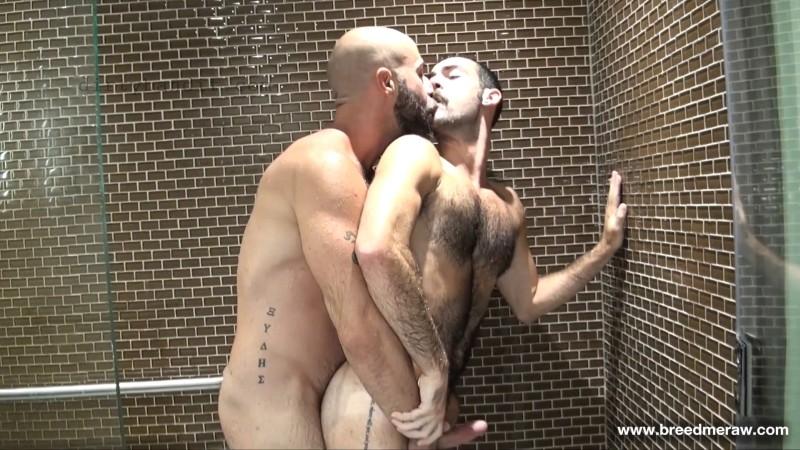 BreedMeRaw - Damon Andros & Stephen Harte Bareback (Jan 27)