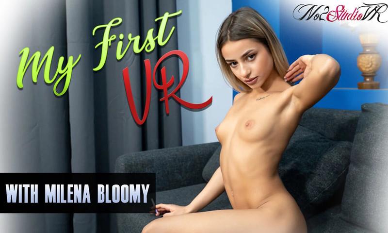 Milena Bloomy My First Vr Vive 6k