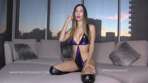 Princess Ashley – Your Dick Will Always Betray You