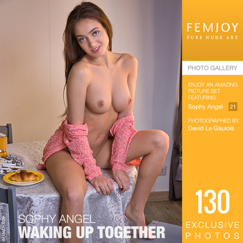Sophy Angel in Waking Up Together (2021-01-31)