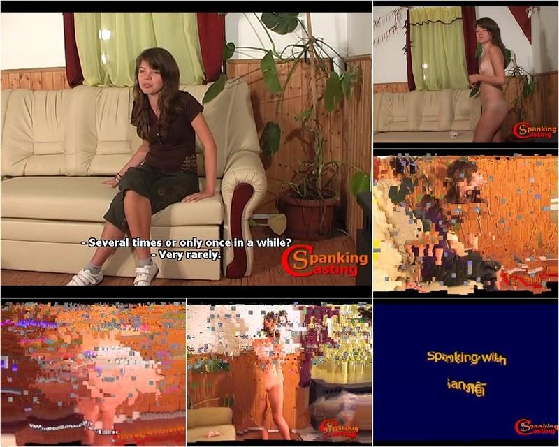 Tiffany - Spanking Casting [SD 576p]