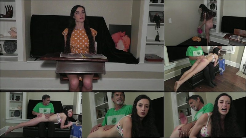 Hailey - Time Has Come 1 - Corner, Hand Spanking, Timer [SD 480p]