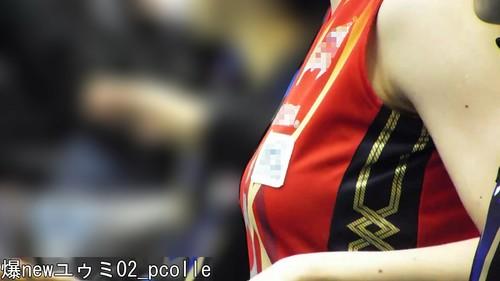 HD・女子バレー・ユミ2【ムッチリ系・9分48秒】