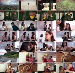 [HerBigAss] - Katrina Leon - Plata o Polla - Kinky Latinas Love Sucking Narcos Big Cocks (2021 / FullHD 1080p)