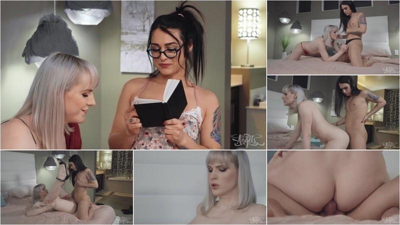 Lianna Lawson, Khole Kay - Dirty Bedtime Story [HD 720p]