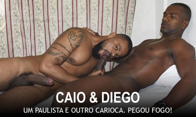 MundoMais - Caio Carioca & Diego Moreno (Jan 29)