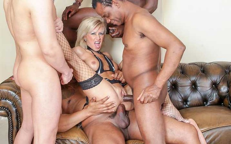 Kathy Kongo - Mommy Needs More Than 1 Cock [FullHD 1080P]