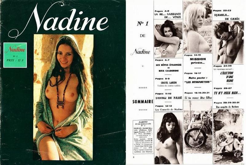 Nadine 1  (1973) PDF