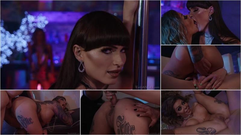 Natalie Mars, Karma Rx - First TS Anal Date! [HD 720p]