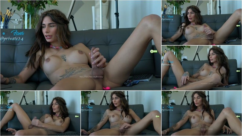 Trans Girl - Cam Show Various TGirls 27 Jan [FullHD 1080p]