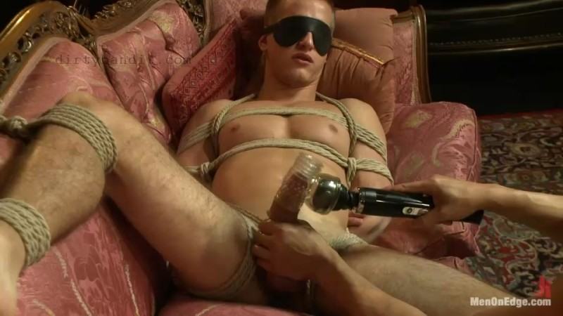 MenOnEdge - Jacques Lavere: Straight French Stud With A Big Fat Uncut Cock