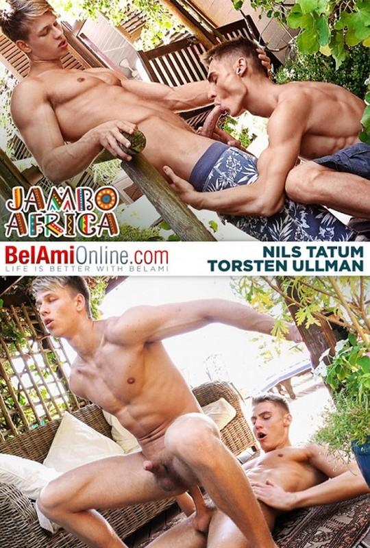 BelAmi - Jambo Africa Season 2: Sex Safari: Torsten Ullman Barebacks Nils Tatum
