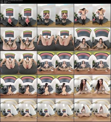 Vr 189 Tattooed Italian Slut Giada Suicide Oculus Quest 2 8k