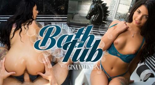 Gina Valentina In The Bathtub Gearvr