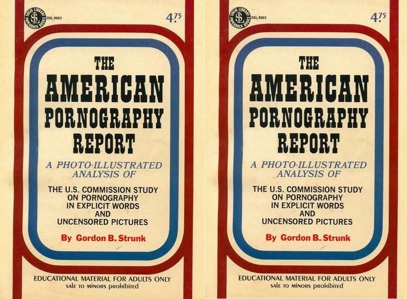 The American Pornography Report 1 (1970s) JPG
