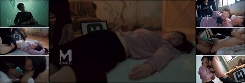 Lin Sihao - Molester follows compulsory intercourse, hot in the ruins, no condom sex (HD)