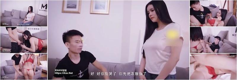 Zhang Yunxi - Busty ex-girlfriend breaks up to find comfort, ex-boyfriend sends dick Zhang Yunxi (HD)