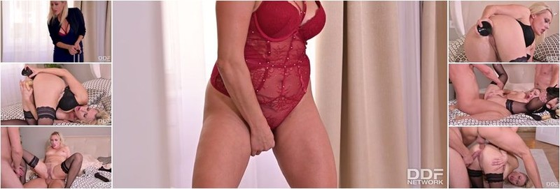 Brittany Bardot - Backdoor Blowout For Filthy Blonde (HD)
