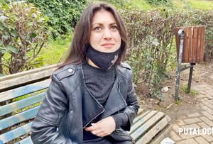 Putalocura|Pilladas - Me la come en el parque - Francesca Palma [12-02-2021]
