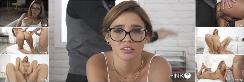 Agatha Vega - slutty secretary gets her ass drilled by her boss (HD)