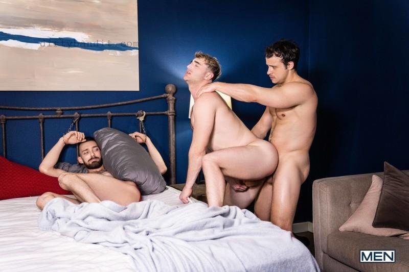 MEN - Robbed & Cuck'd: Nate Grimes, Michael Boston Bareback (Feb 12)