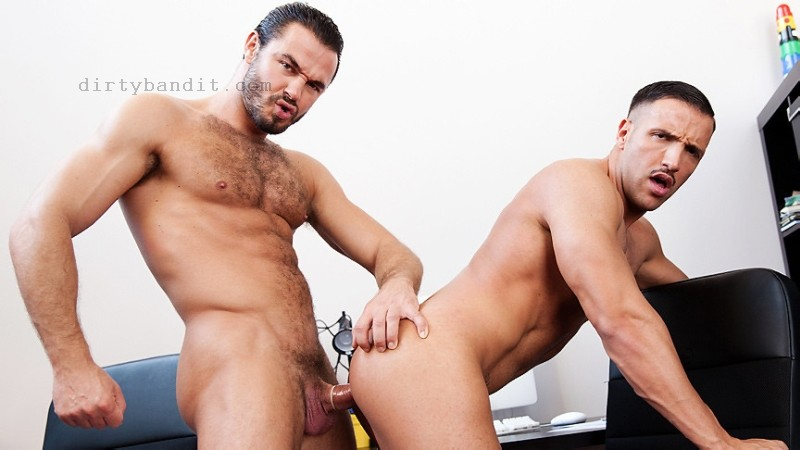 MEN - Fooling The Newbie: Donato Reyes, Jessy Ares