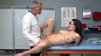 Dr Gives fake Breast Exam & Mesmerizes Patient