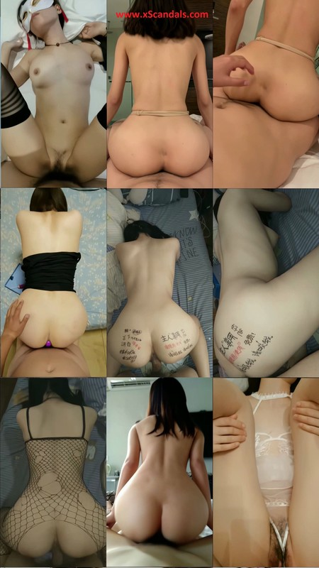 The private shot of the beautiful butt-bumped beauties was fucked by 91 Xiangshuai