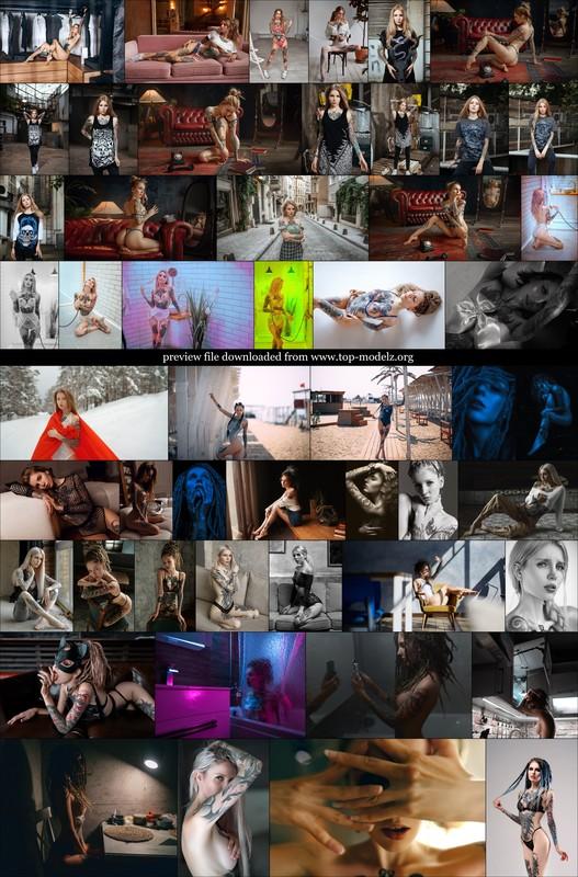 Alena German - Photo Compilation 01