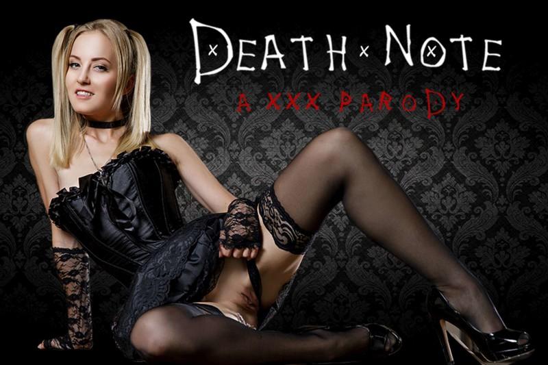 Sicilia Model Death Note A Xxx Parody Oculus