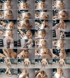 Kate Truu - Amazing POV Deep Blowjob Piss and Ass to Mouth Anal with Handcuffed Kate Truu (KateTruu) FullHD 1080p